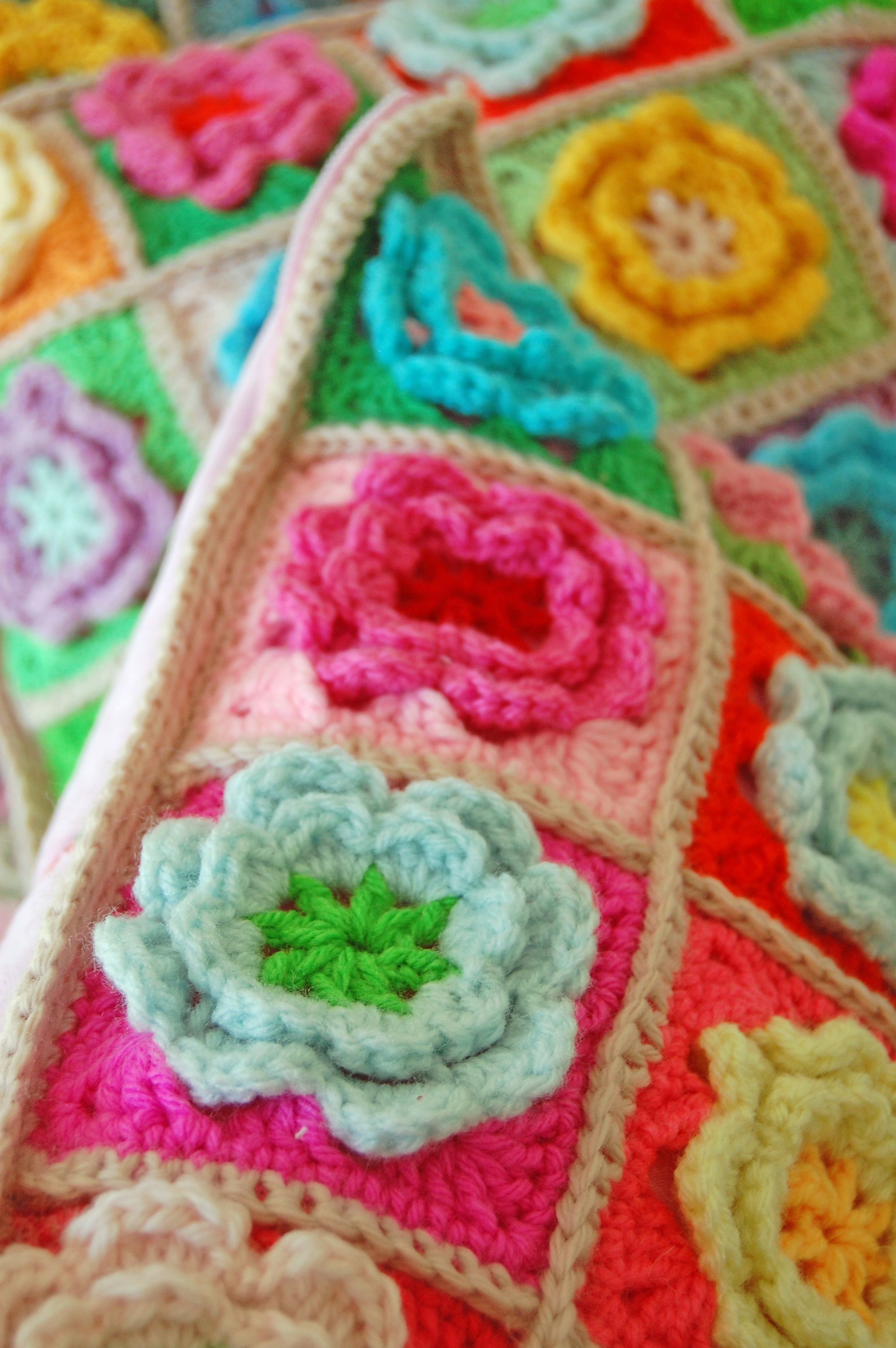3 Magnificent Ideas of the Free Crochet Rose Afghan Pattern Rose Hip Eureka