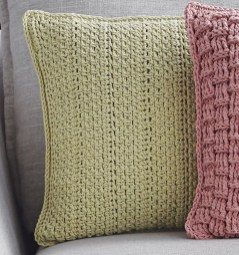 3 Recommended Designs of Crochet Patterns for Pillow Covers Casual Pillow Cover Pattern