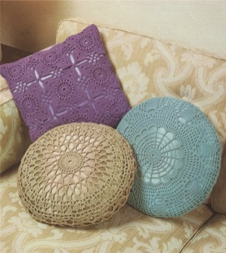 3 Recommended Designs of Crochet Patterns for Pillow Covers Cushion Covers Crochet Pattern Pdf Home Accessories Scatter Cushion