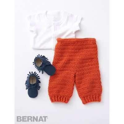Crochet Baby Pants Pattern  Crochet Patterns Galore Smarty Pants