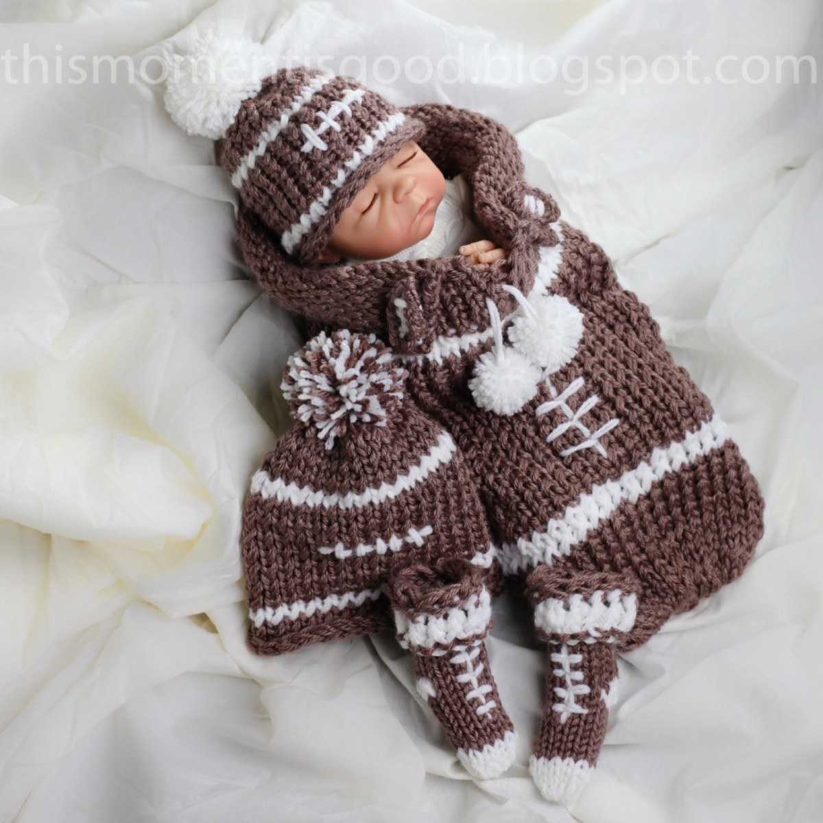 Crochet Cocoon Patterns For Newborns Loom Knit Newborn Cocoon Pattern Loom Knit Hat Pattern Loom Knit