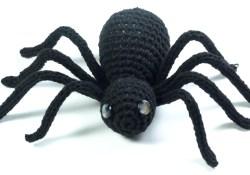 Crochet Spider Halloween Spider And Web
