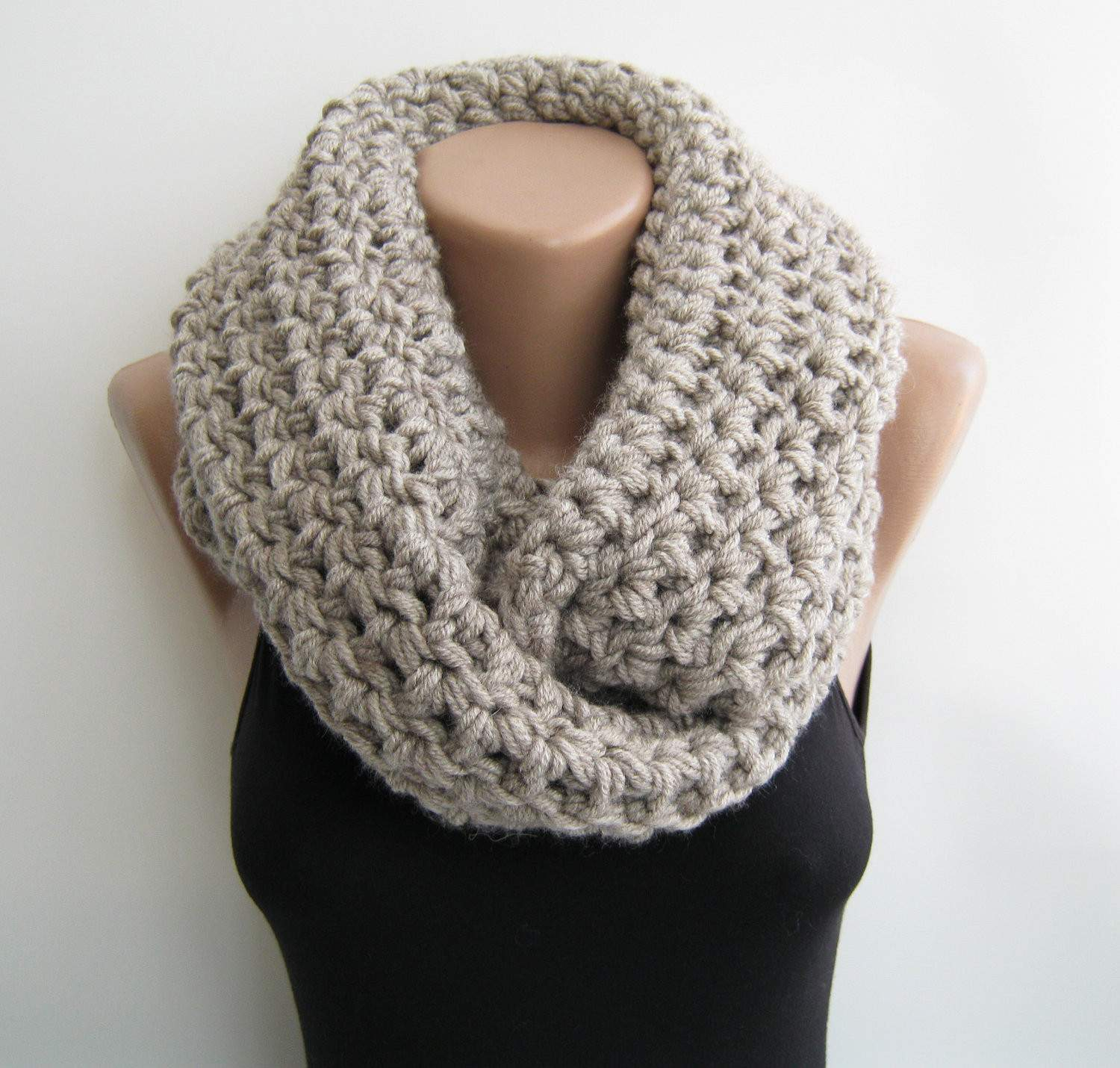 Free Infinity Scarf Crochet Pattern  50 Unique The Creative Ideas Of Free Infinity Scarf Pattern Trend