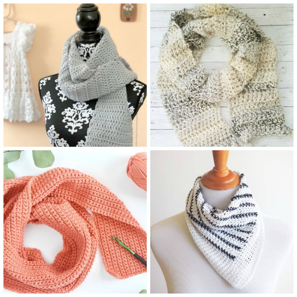 Simple Poncho Crochet Pattern 17 Easy Crochet Scarf Patterns Simply Collectible Crochet