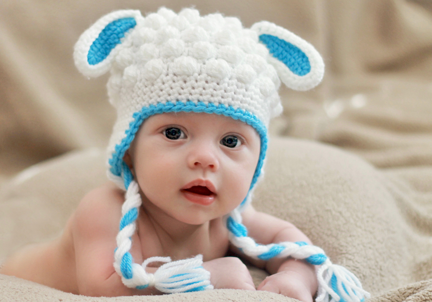 The Sweetest Crochet Lamb Patterns for Free Briab Crochet Pattern Designs