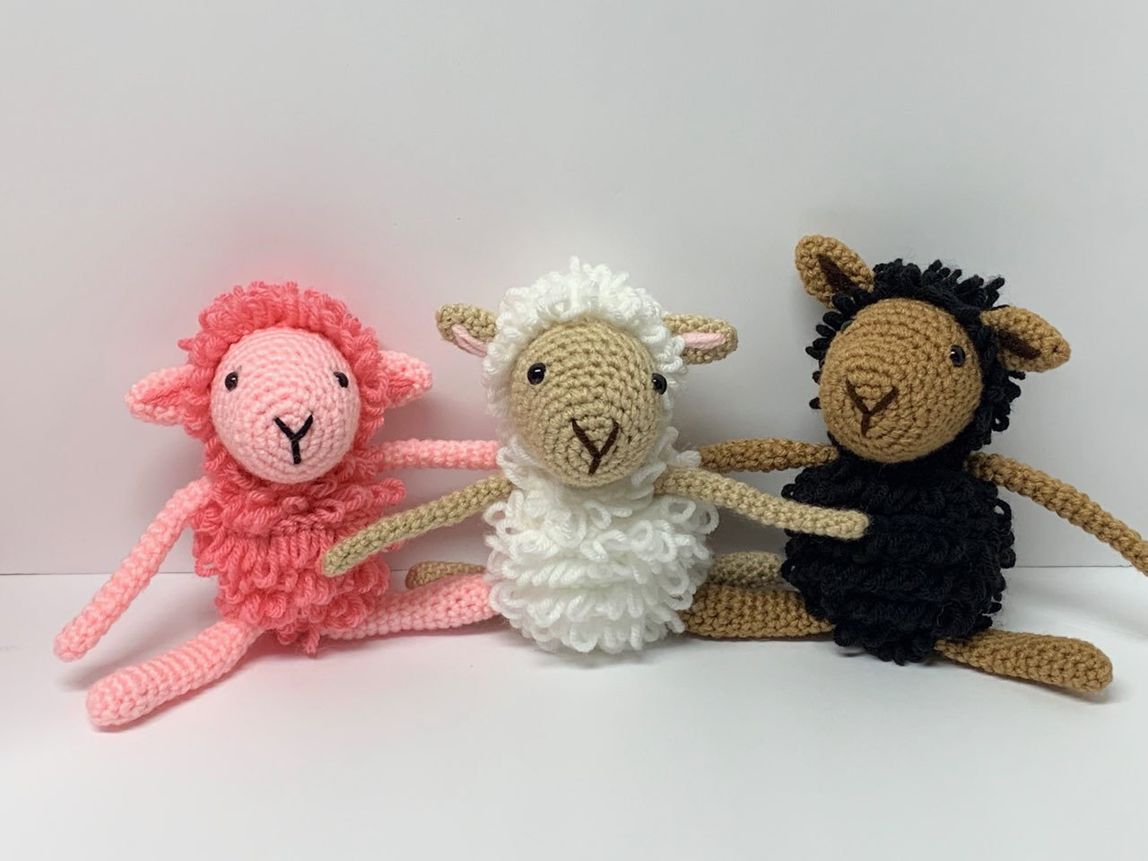 The Sweetest Crochet Lamb Patterns for Free Crochet Lamb Pattern Amigurumi Sheep Pdf Pattern Amigurumi Etsy