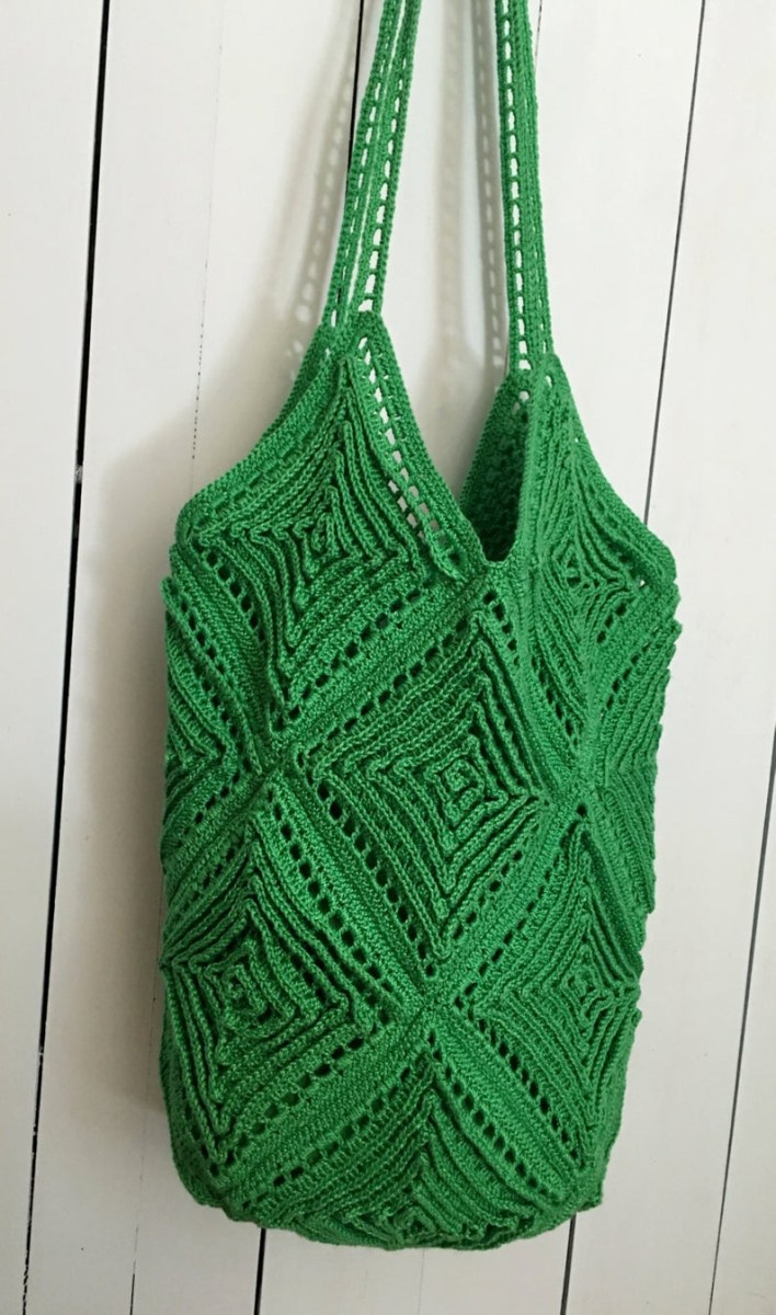 Tote Bag Patterns and Ideas that You Will Adore Crochet Tote Bag Pattern Crochet Pattern Tote Bag Bag Etsy