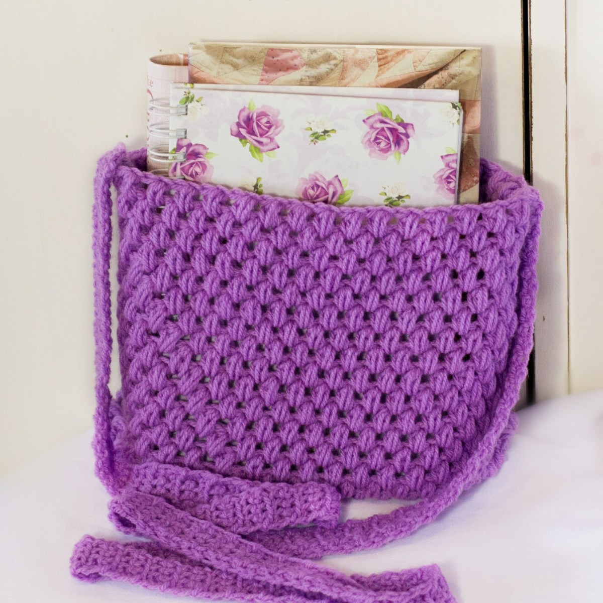 Tote Bag Patterns and Ideas that You Will Adore Small Tote Bags Small Tote Bag Crochet Pattern