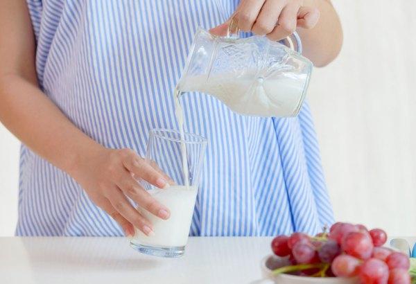 Sữa tốt nhất cho bà bầu nên tham khảo