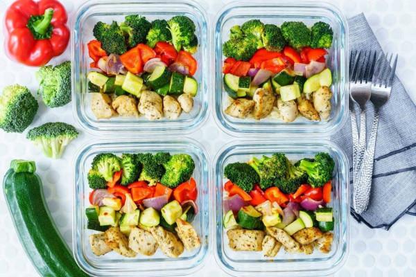 Thực hiện thực đơn eat clean đúng cách
