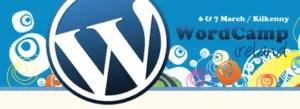 WordCamp Ireland logo