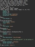 Hoja de estilo CSS