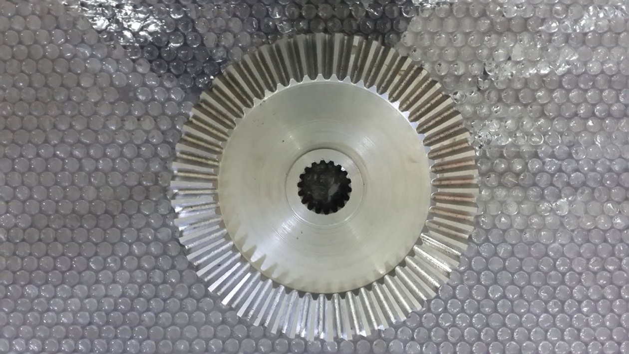 gears - machining parts