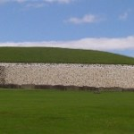 Newgrange i Knowth, Ireland 2006