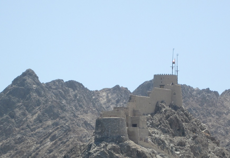 Muscat fort