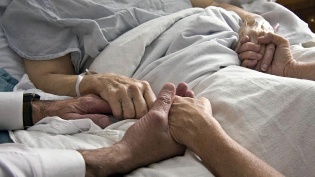У онкобольного падает артериальное давление