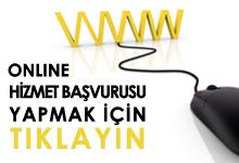 Online Başvuru