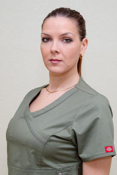 Парфенова Ольга Викторовна