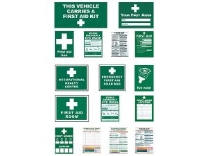 Safety Signs, Notices and Labels