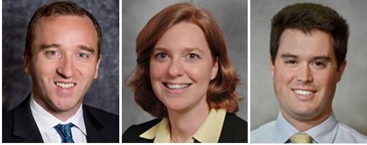 Robert McGovern, MD;  Erin Holker, PhD, LP;  Eric Waldron, PhD, LP