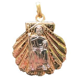 Médaille de Saint Jacques de Compostelle