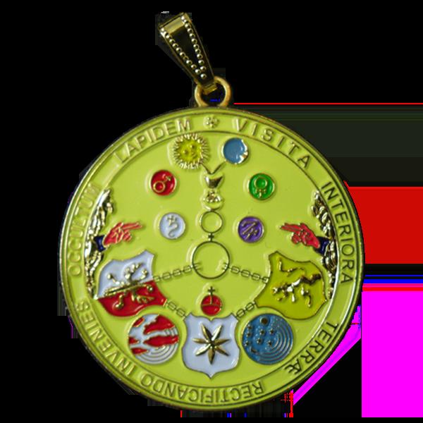 Médaille d'Hermès Trismegiste