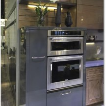 Medallion_Modern Rustic_Shiplap_demi height_oven_pullout pantry_KBIS 2017