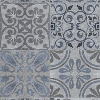 Porcelanosa Antique Blue detail