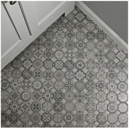 Wayfair Edredon Ceramic Tile Gray