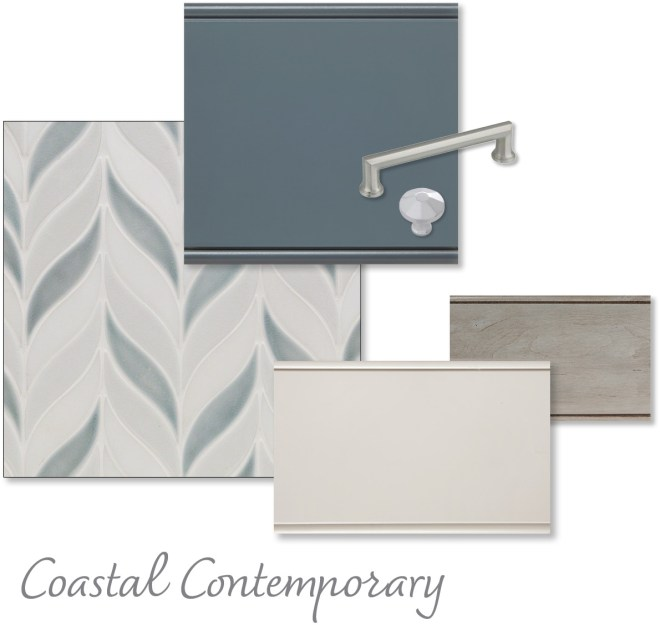 Coastal contemporary