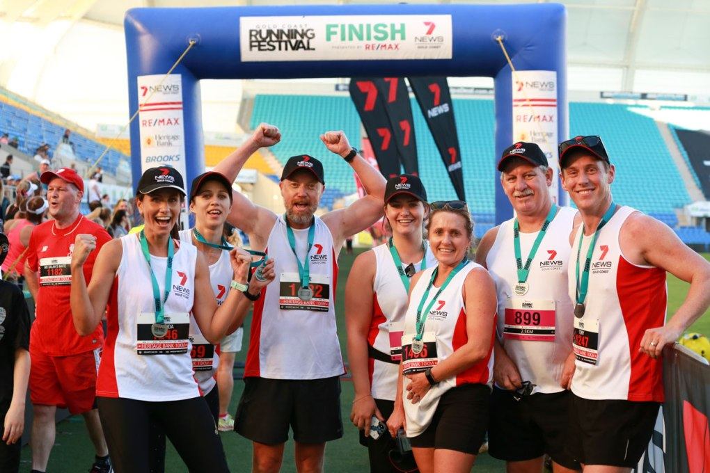 Medals Australia - Gold Coast Fun Run Medals