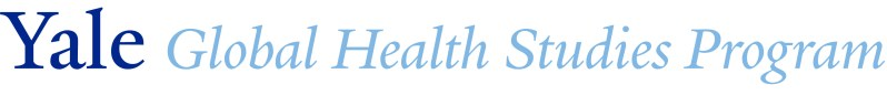 Yale - Lecturer in Global Health