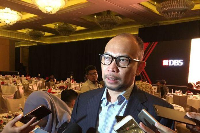 Ekonom sekaligus mantan Menteri Keuangan Chatib Basri(KOMPAS.com / ANDRI DONNAL PUTERA )