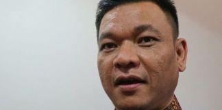 Wakil Sekretaris Jenderal DPP Partai Golkar Ace Hasan Syadzily ketika ditemui, di kantor Saiful Mujani Research & Consulting (SMRC), Jakarta, Kamis (2/11/2017). (KOMPAS.com/ MOH NADLIR)