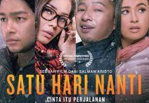 Poster film Satu Hari Nanti(doc Rumah Film dan Evergreen Pictures)