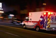 Ilustrasi ambulans(Shutterstock)