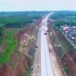 Dokumen Jasamarga - Progres Pembangunan Jalan Tol Batang-Semarang Capai 59,6%