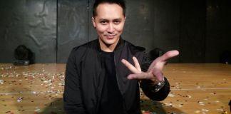 Demian Aditya diabadikan di Teater JKT48, fX Sudirman, Jakarta Pusat, Kamis (22/6/2017).(KOMPAS.com/SINTIA ASTARINA)