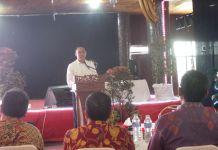 GM PLN Wilayah Sumut, Feby Joko Priharto, Kamis (21/12/2017).