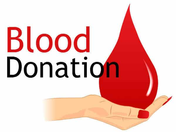 criteria for donating blood