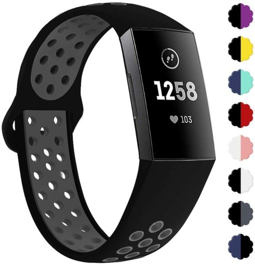 Breathable Fitness Tracker