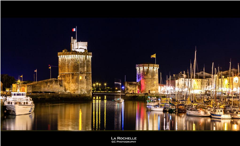 Port Des Minimes La Rochelle France Mediterranean