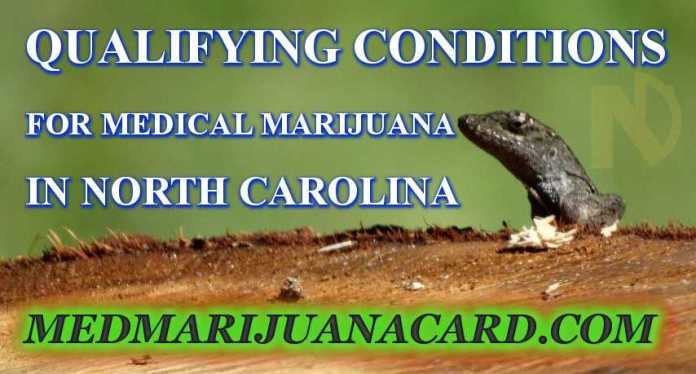 Qualifying Debilitating Conditions for Medical Marijuana in North Carolina