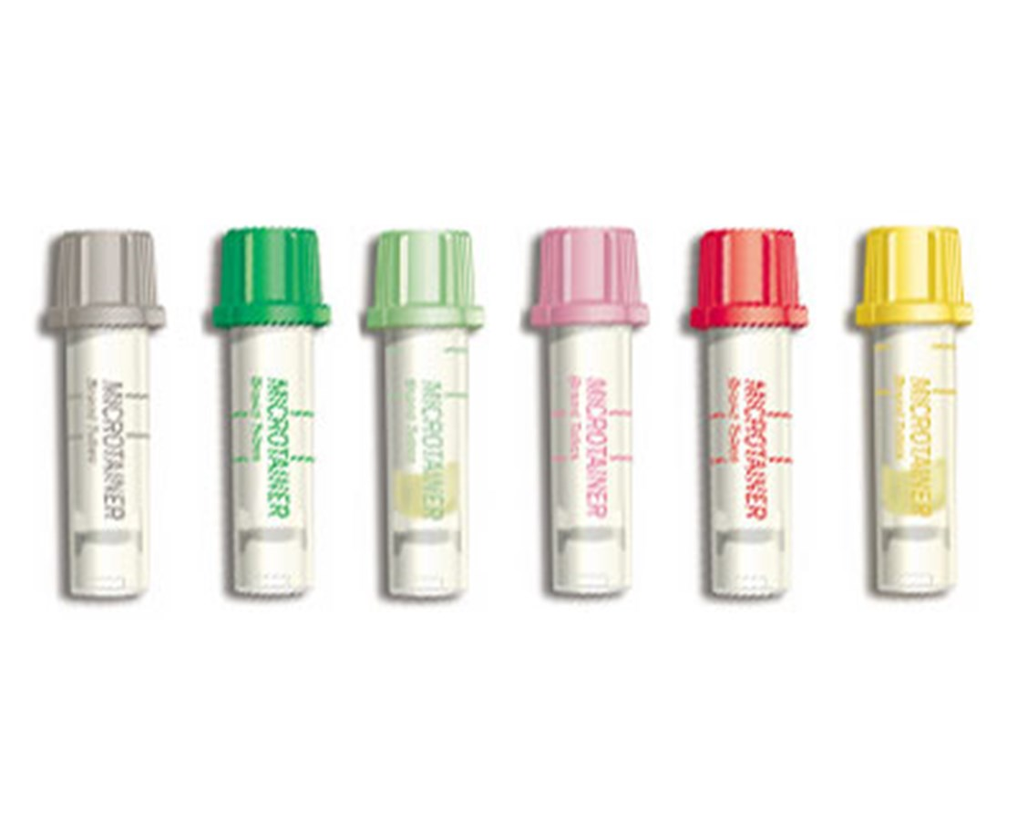 Microtainer Blood Collection Tubes 200 Case Medcentral