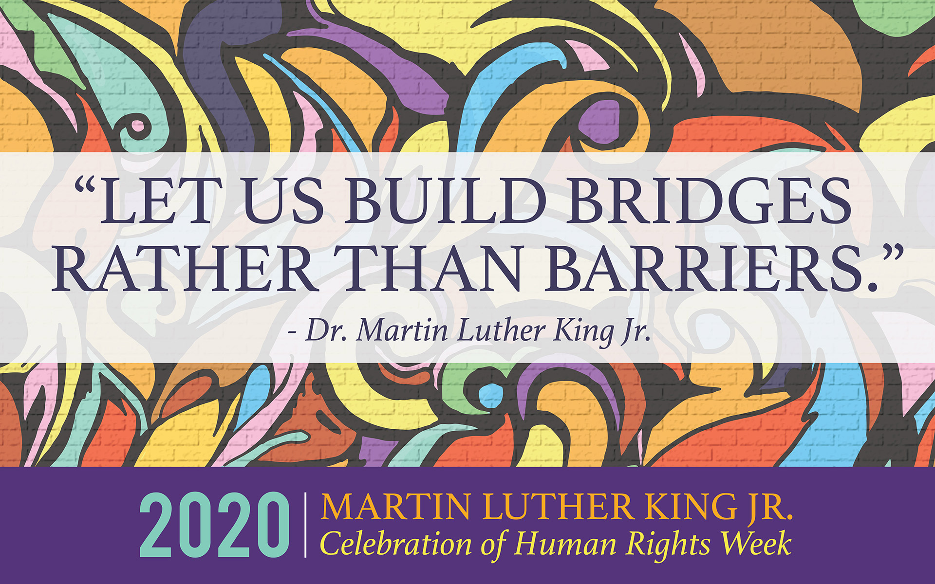 Martin Luther King Jr Celebration Of Human Rights