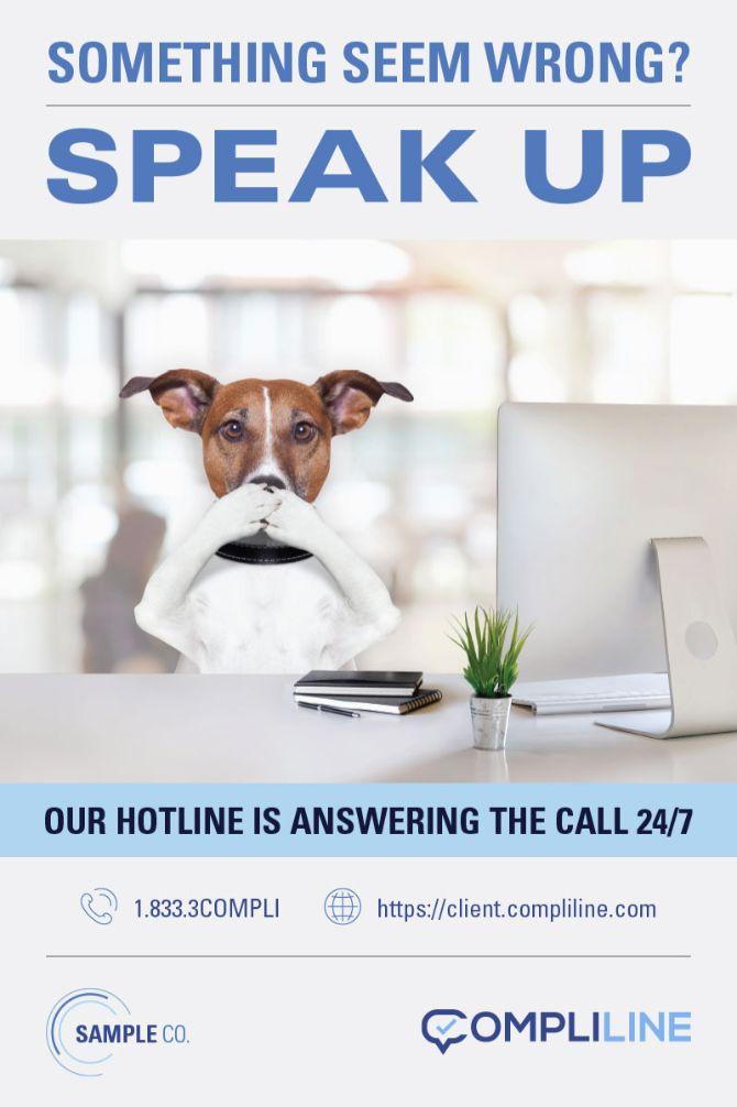 medcompli compliline reporting hotline