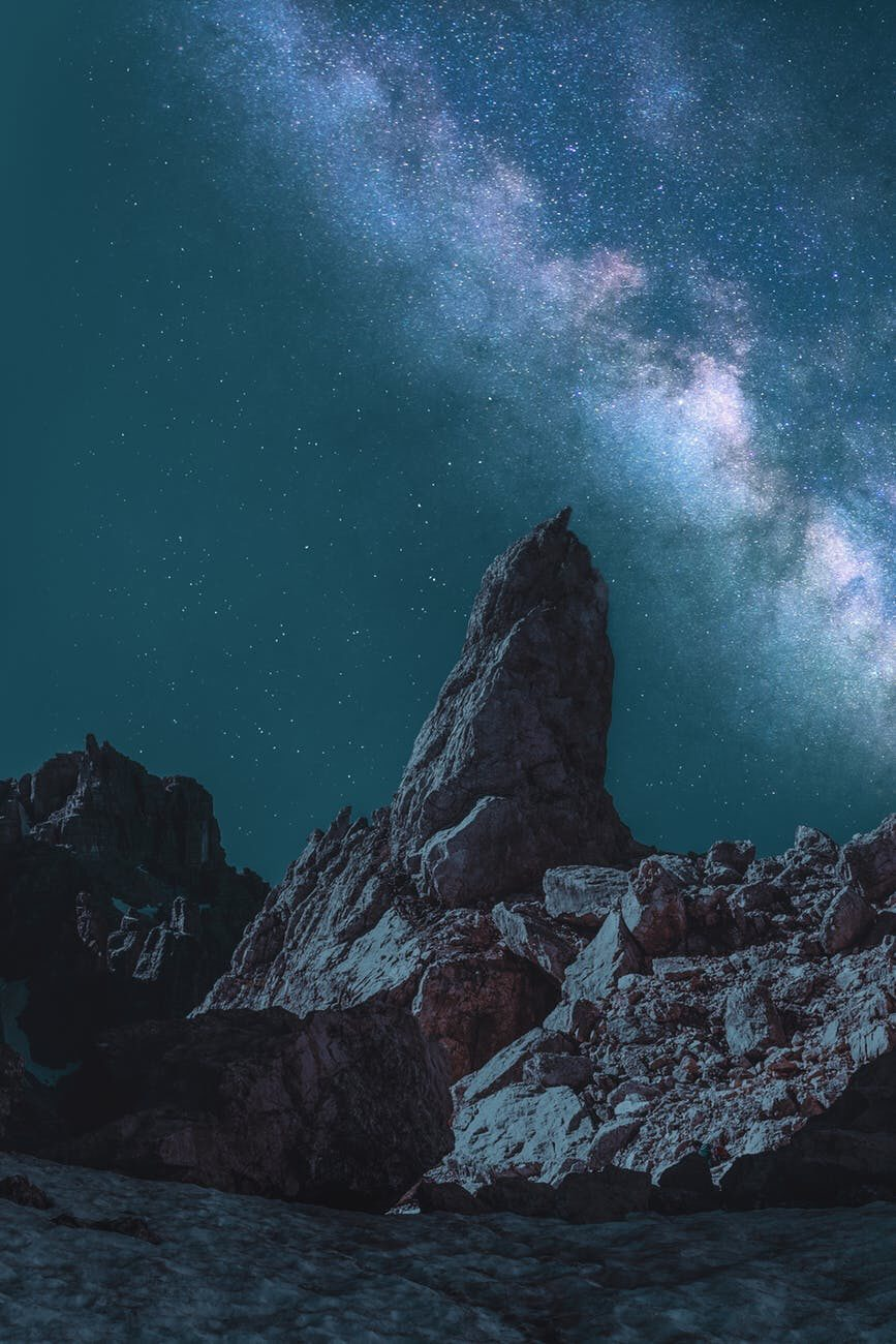 Where are the clearest skies on Earth?
