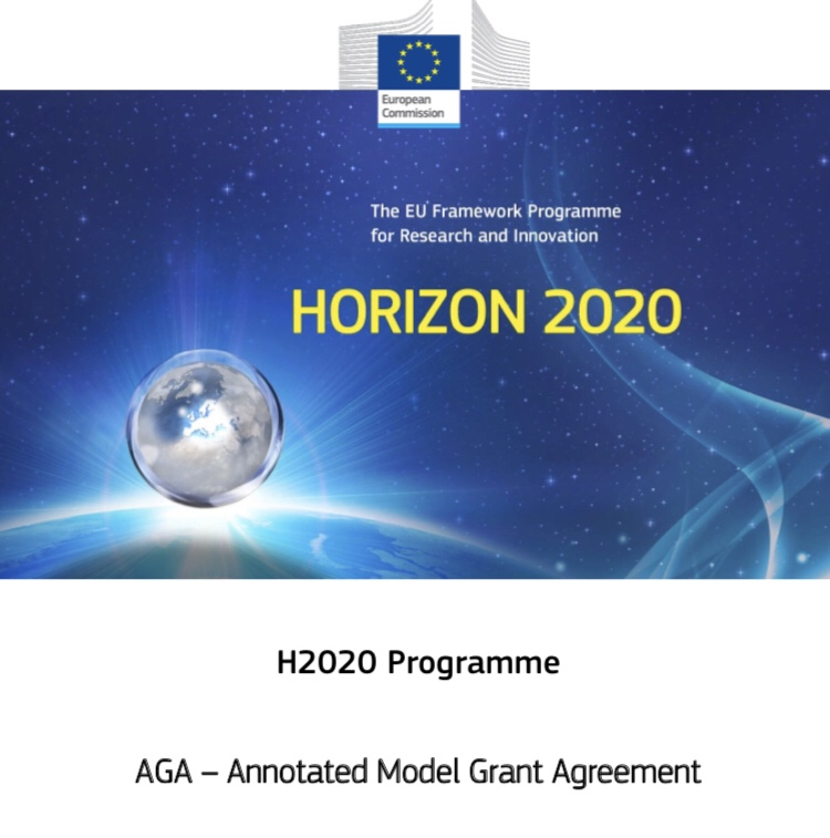 New annotated model grant agreement (AMGA) for Horizon 2020
