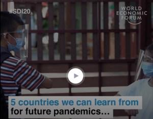 5 Länder von denen wir für zukünftige Pandemien lernen können