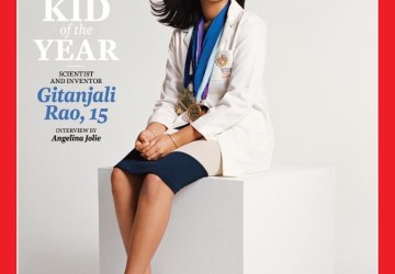 Gitanjali Rao Kid of the Year